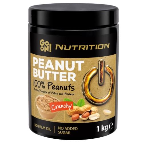 Masło orzechowe GO ON Nutrition crunchy 1kg