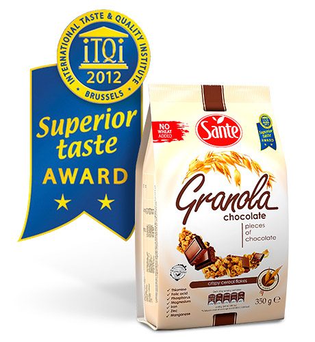 Super taste awards 2012