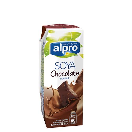 Alpro napój sojowy czekoladowy 250 ml