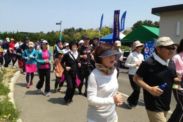 Slow Jogging, czyli sekret długowieczności