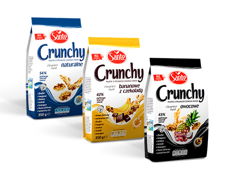 Crunchy Sante