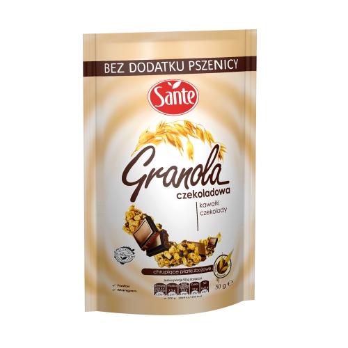 Granola czekoladowa 50g