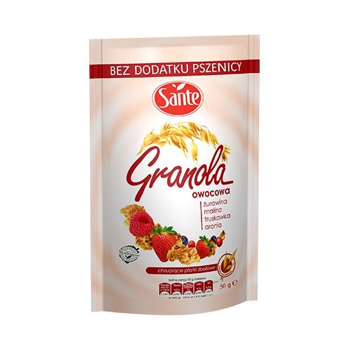 Granola owocowa 50g