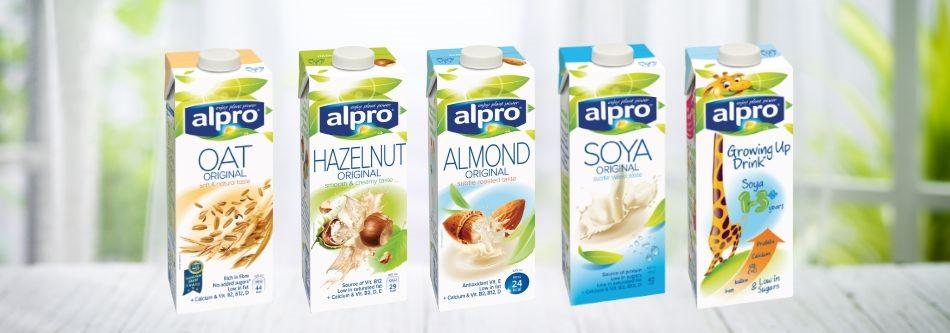 Produkty sojowe ALPRO bez GMO!