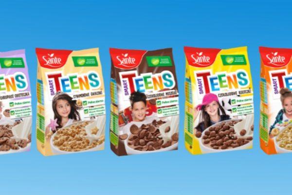 Smart teens – śniadanie dla dzieciaków bez sztucznych dodatków!