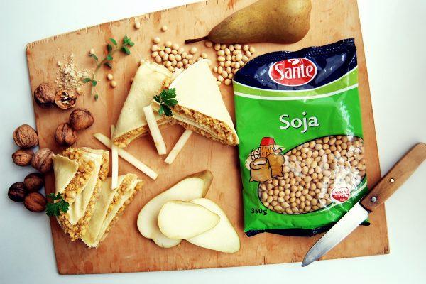 Dlaczego warto jeść soję?