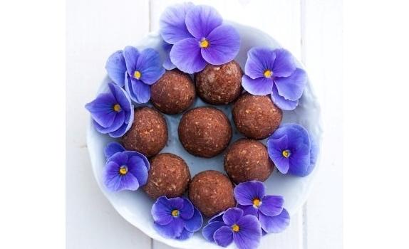 Pisanki owsiano-czekoladowe