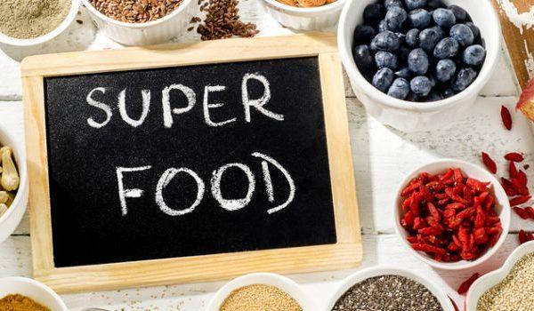 Superżywność - produkty pełne zdrowia od Sante