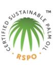 Certyfikat RSPO Sante