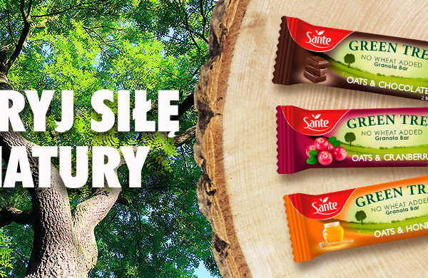 Baton zbożowy Green Tree