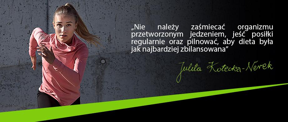 Julita Kotecka-Nerek poleca GO ON